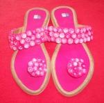 Jamur Polos Pink