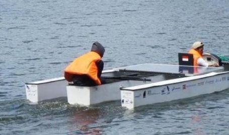 kapal tenaga surya ui si jagur